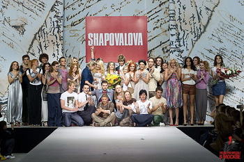 Shapovalova. Весна-Лето 2009