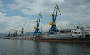 Осетровский речной порт