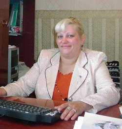 Ольга Николаевна Рыбакова