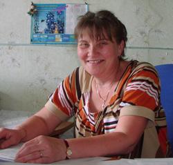 Татьяна Фоминична Витковская