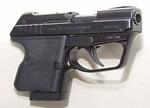 Газовый пистолет с возможностью стрельбы резиновой пулей WASP R